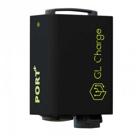 Portable Charging station<br>for electric vehicles