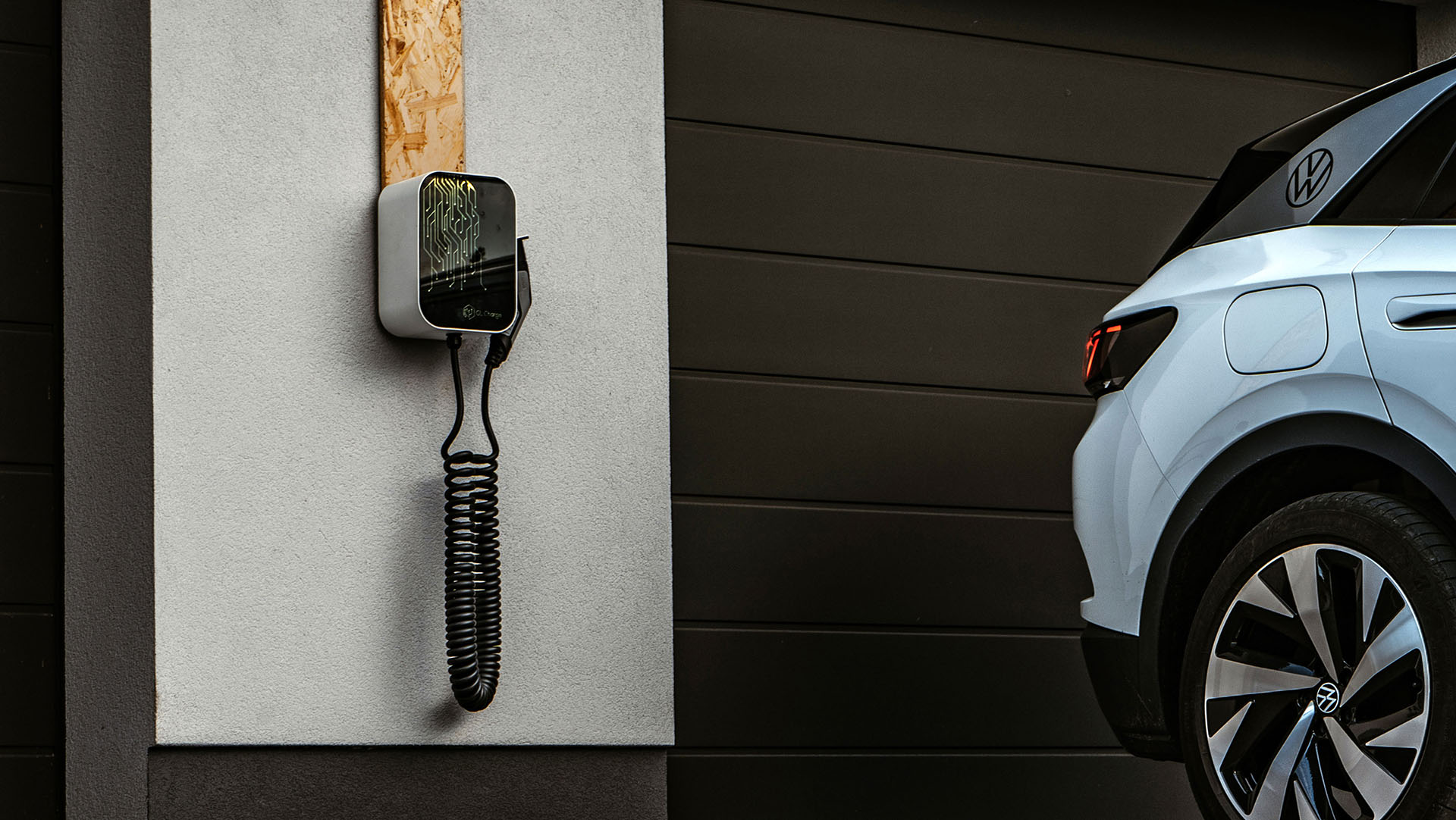 Hišna polnilna postaja za vozila